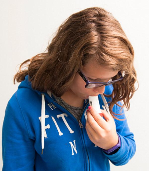 Mon enfant doit prendre un médicament par Inhalation - 5
