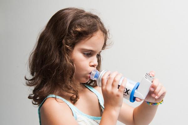 Mon enfant doit prendre un médicament par Inhalation - 2