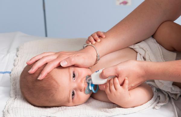 Comment Déboucher le nez des bébés - 1