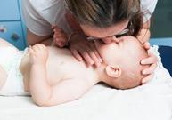voies aériennes, réanimation, respiration artificielle, bouche à bouche, bébé, enfant
