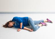 inconscient, position latérale de sécurité , respiration , voies aériennes , réanimation
